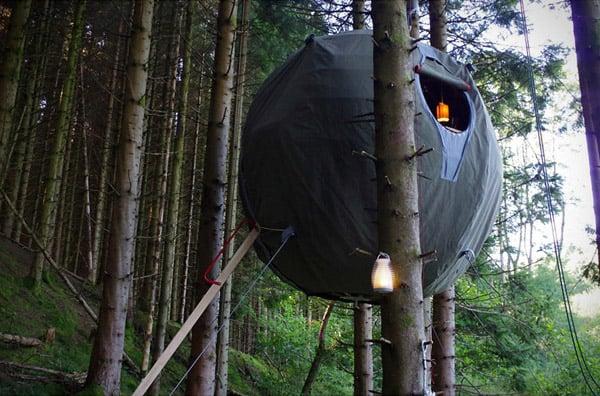 luminair tree tent 1
