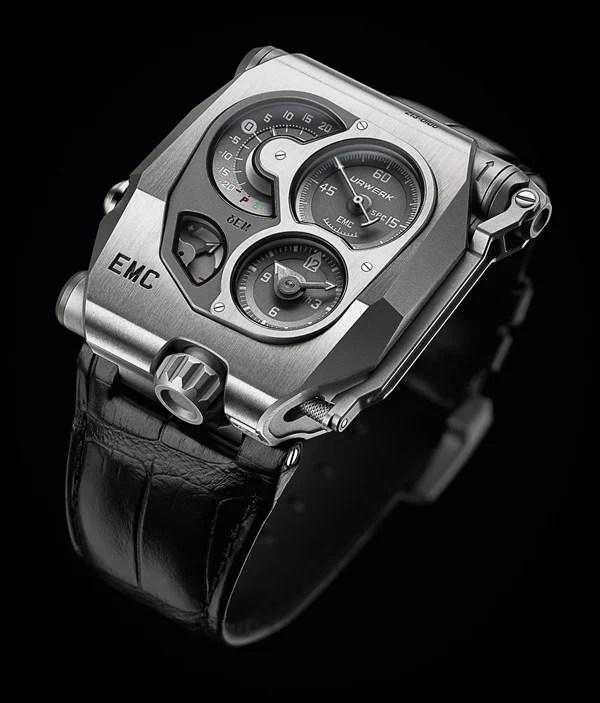 UrwerkEMC watch tester display