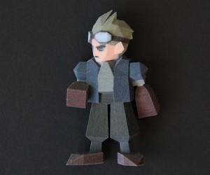 final fantasy vii 3d printed figurines by Joaquin Baldwin 11 300x250