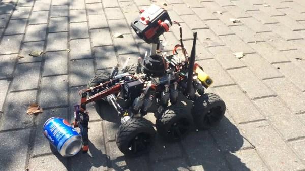 DIY Moon One RC Rover WallEs Sleazy Grandpa