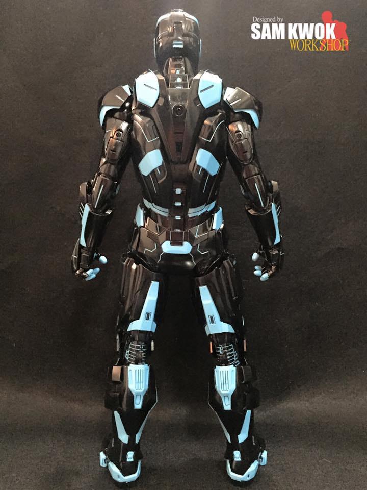 Iron Man TRON TRONMan Technabob