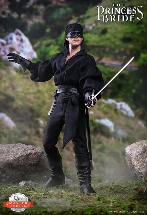 Dread Pirate Roberts Action Figure Will Most Likely Kill Your Wallet In The Morning