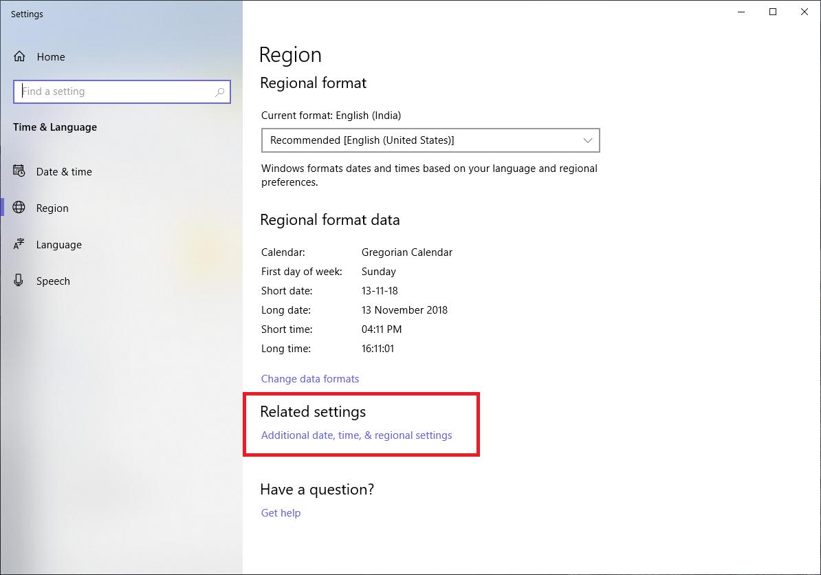 Change Between 24 Hour Amp 12 Hour Clock On Windows 10