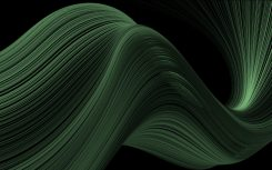 macbook air 2020 waveform green