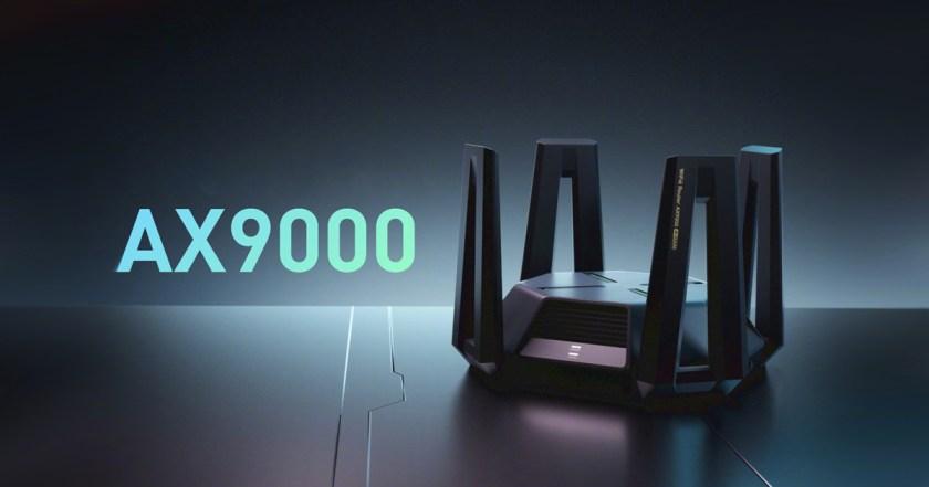 AIot - Mi Router AX9000
