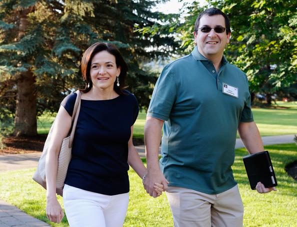Sheryl-Sandberg-husband-david-Goldberg-photo