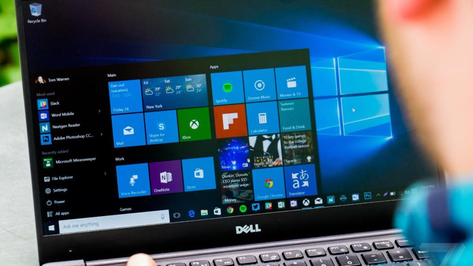 Windows 10 – 정상으로 돌아온 윈도우즈