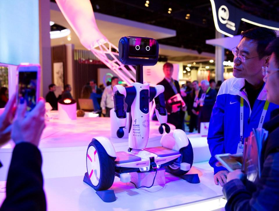 CES 2016에서 등장한 새로운 전자제품 Top 10