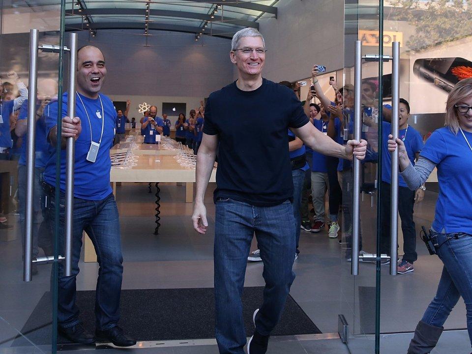 애플, 인도에 첫 번째 애플 스토어 준비 중