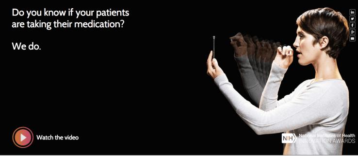 인공지능을 이용하여 환자의 투약여부를 확인하는 AiCure