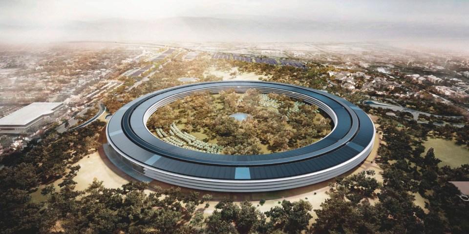 애플, 태양 에너지 판매회사 설립