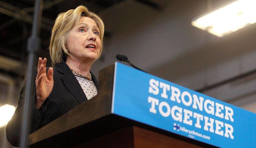 실리콘밸리 Tech 리더십, 힐러리 클린턴 (Hillary Clinton) 후보 공개 지지
