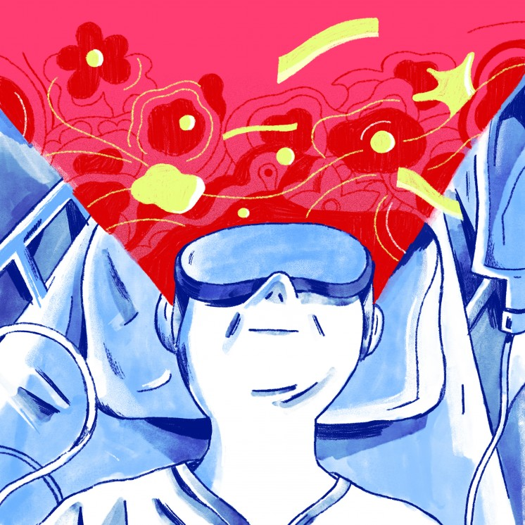 가상현실(VR)이 차세대 진통제로 쓰일 수 있을까