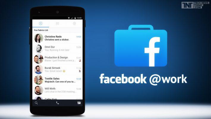 업무용 페이스북 (Facebook at Work), 유료 정식 버전 런칭