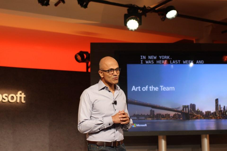 MS, 기업용 협업 소프트웨어 마이크로소프트 팀(Microsoft Teams) 출시