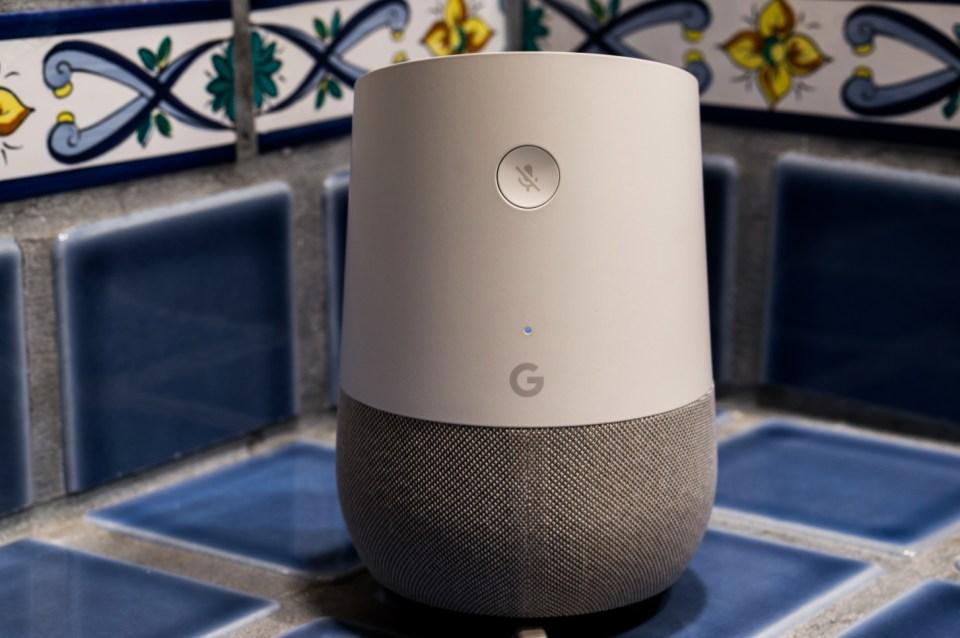 구글 홈, 아마존 에코에 대항한 새로운 기능 추가