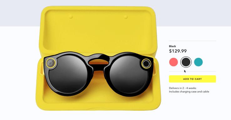 스냅챗 안경 사용기