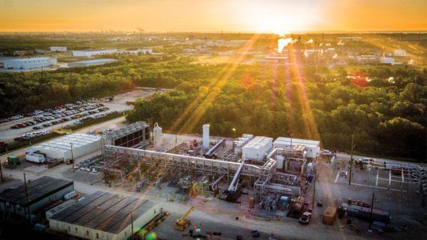 굴뚝 없는 화력 발전소의 개발