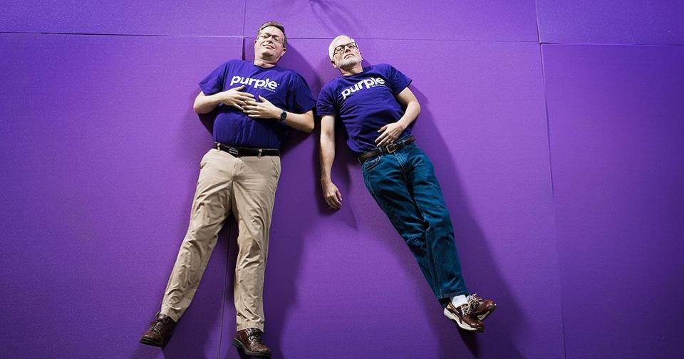침대 매트리스 스타트업 Purple, 미 상장 투자사와 $1.1 Billion 에 합병