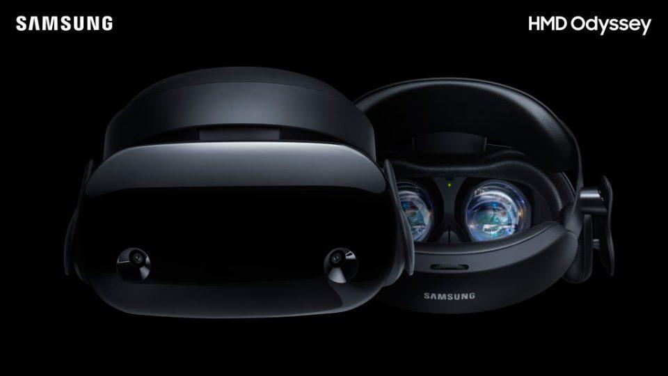 삼성, 윈도우 10용 VR 헤드셋 출시 예정
