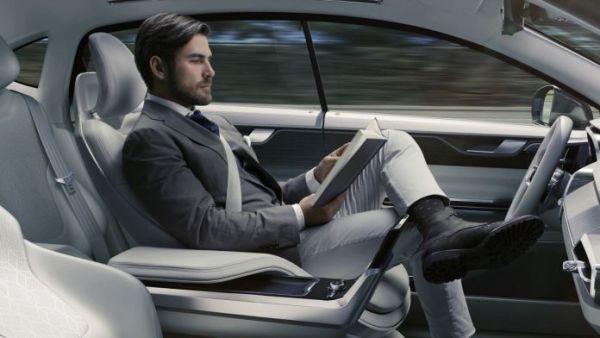 우버, 자율주행차 탑승객의 멀미를 방지하는 특허 취득