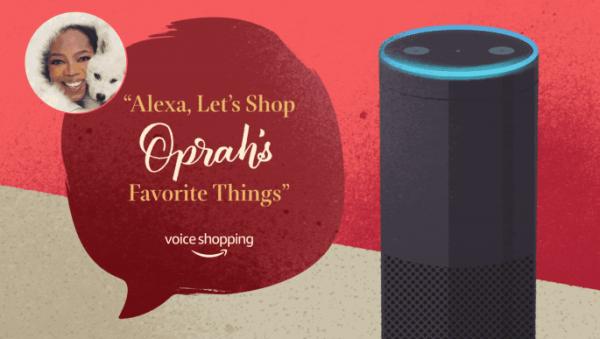 아마존 알렉사(Alexa), 셀러브리티의 목소리를 담다