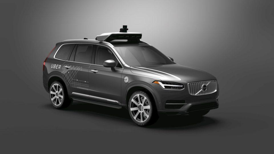 우버, 볼보와 자율주행 SUV 2만 4천대 구매 계약 체결