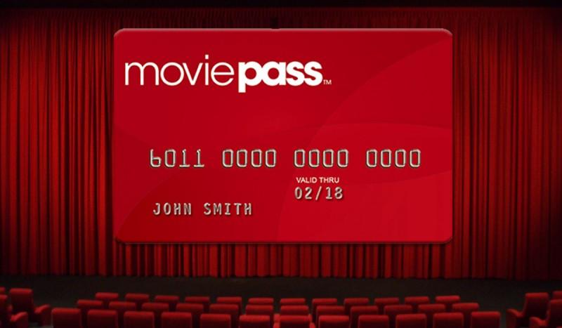 월정액 영화예매 구독서비스 무비패스(MoviePass), 영화 컨텐츠 투자 계획 공개