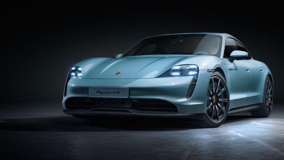 포르쉐 전기차 '타이칸', 보급형 모델 발표