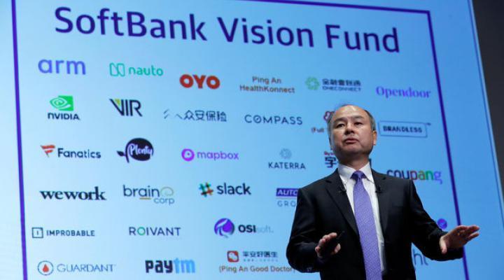 2019년 춥고 우울한 SoftBank 실적들