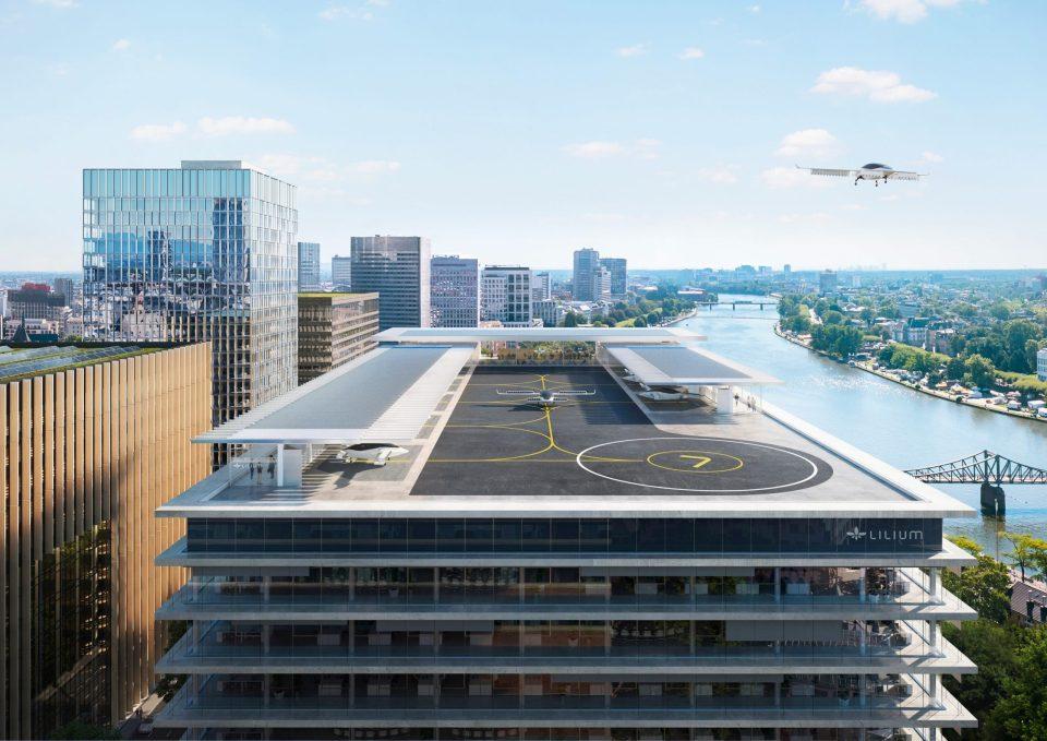 에어택시 기업 '릴리움' – 미국 올랜도에 허브공항 설치 결정
