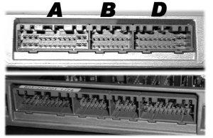 :FFS TechNet : OBD1 ECU Pin out Schematics