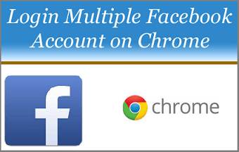 Login Facebook Account on Chrome