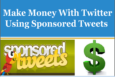 Make Money with Twitter