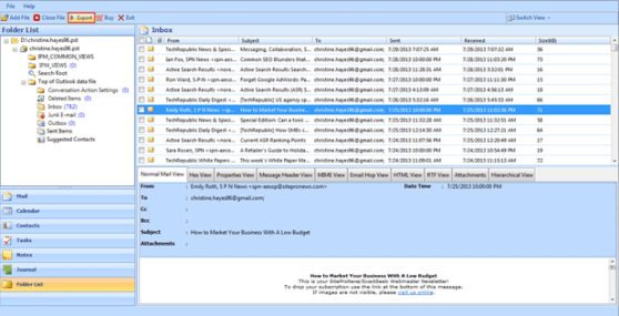 PST Converter: A Must-Have Utility For PST Conversion