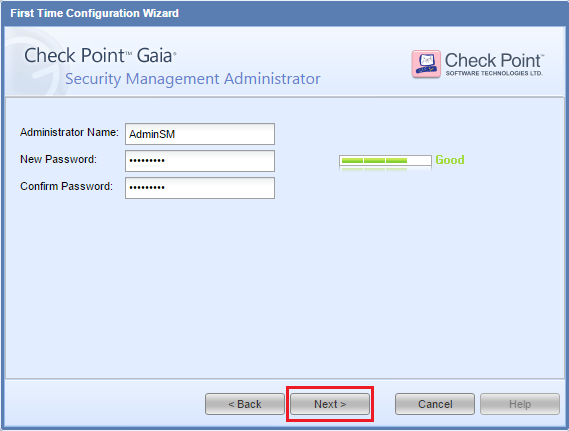 Install and Configure Checkpoint Firewall