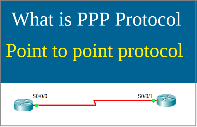 What is PPP Protocol