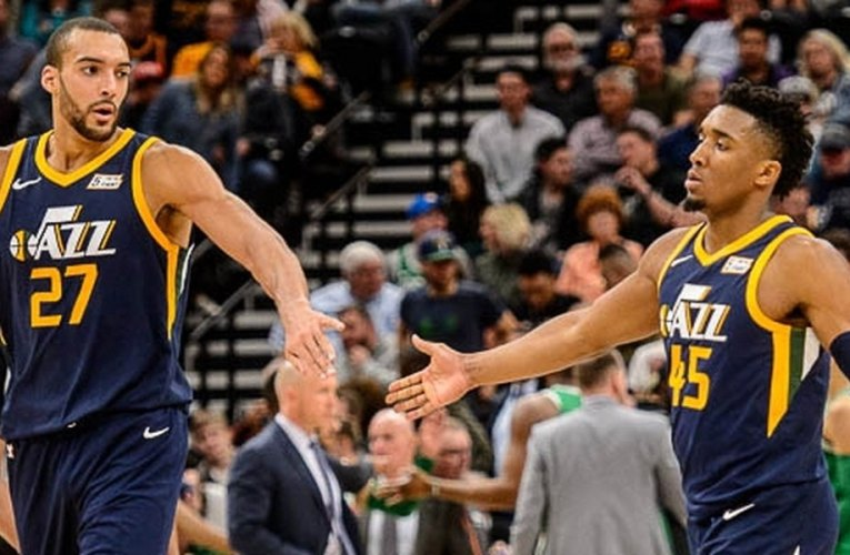 Donovan Mitchell and Rudy Gobert keep bigger picture in mind ahead of All-Star Game
