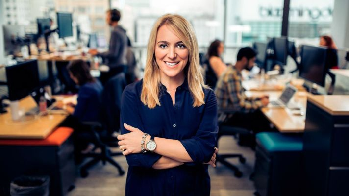 Former Slack exec April Underwood has joined Obvious Ventures as a venture partner