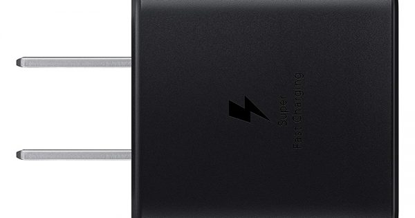 Best Deal on Samsung 45W Super Fast Charger for S20 Ultra