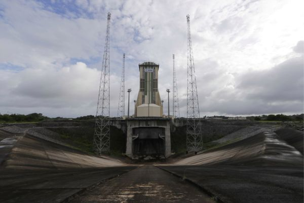 Launches from Europe's spaceport are suspended in light of COVID-19