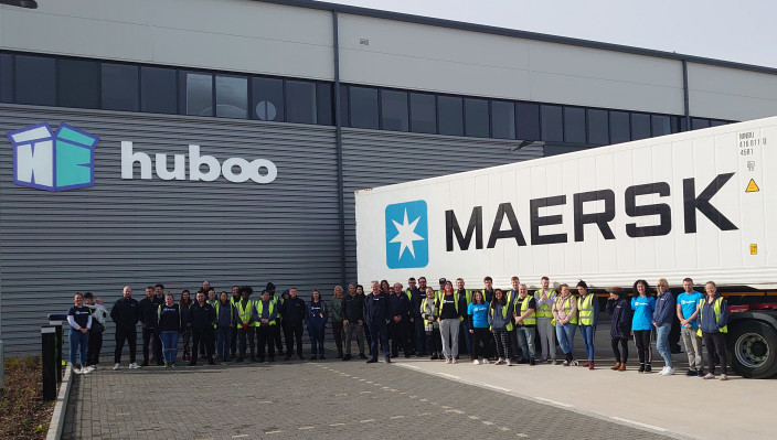 Huboo picks up investment from Maersk Growth, the venture arm of container logistics giant A.P. Moller