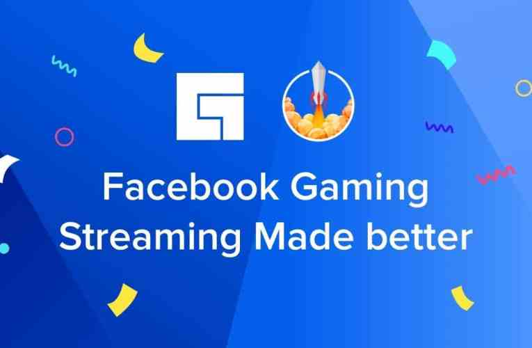 Facebook has a new game app to compete with Twitch and YouTube