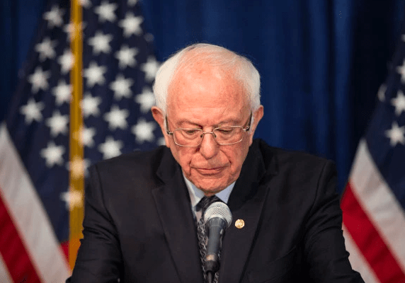When it comes to news: the case of Bernie Sanders