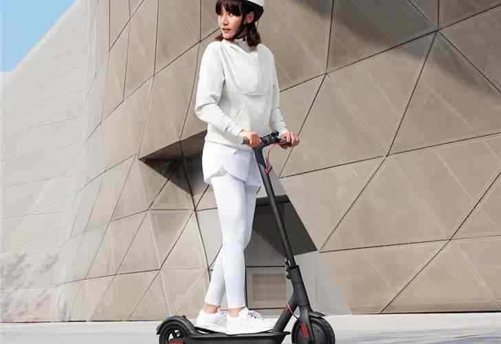 Xiaomi electric scooter 1S with 30 km battery life released