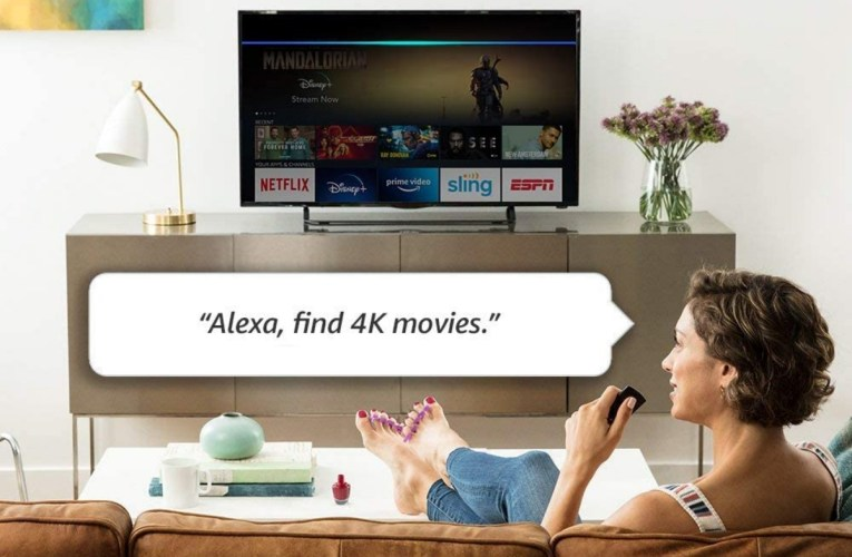 Alexa on Fire TV gets voice support for third-party apps like Netflix and YouTube