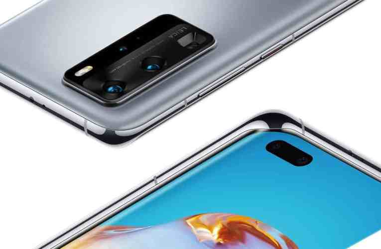 Huawei P40 Pro copies a great feature from the Galaxy S20 Ultra