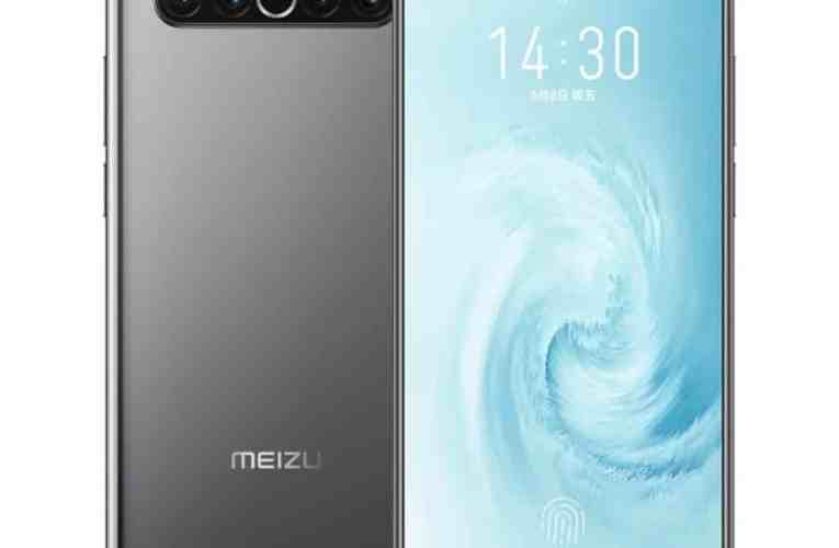 Meizu 17 price leaks before takeoff