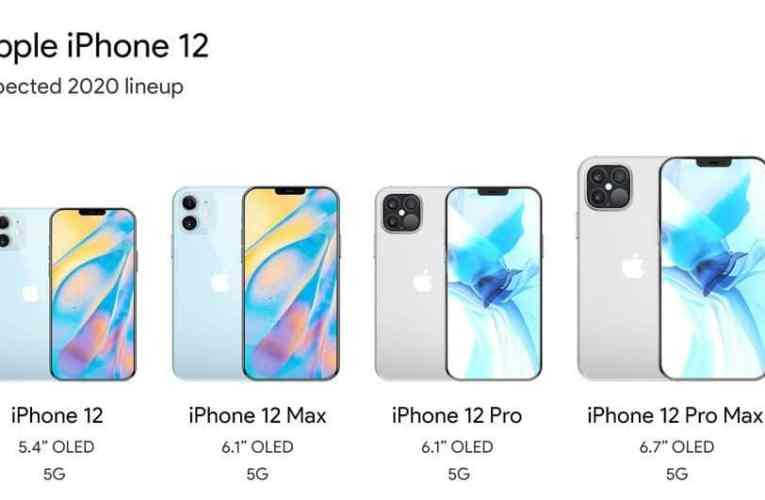 Price leak for the iPhone 12 series – the starting price is cheaper than for the iPhone 11