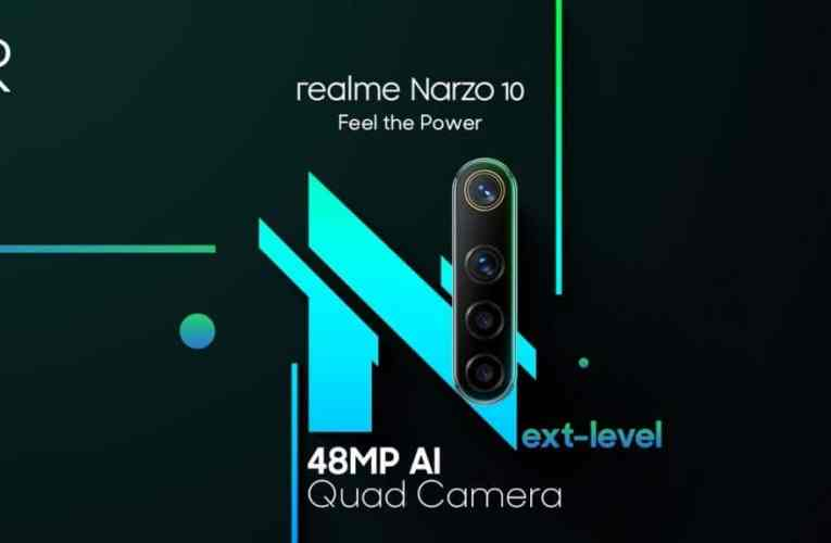 Realme Narzo 10: 70,000 units sold in just 2 minutes in India